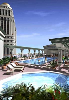 Hôtel Fairmont Nile City