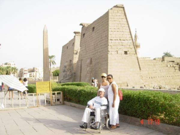 Le Caire & Croisière sur le Nil accessible aux PMR