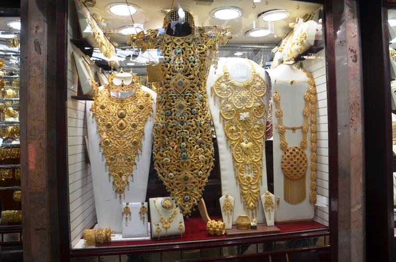 Dubai Golds Souq