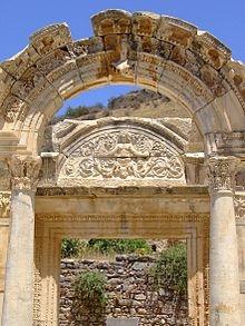 Ephesos, Haus Jungfrau & Artemistempel ab Izmir