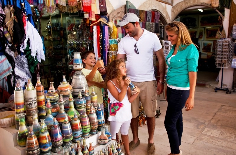 Shopping Tour in Jordan