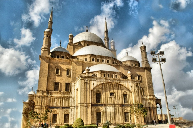 Mohamed Ali Mosque in Cairo