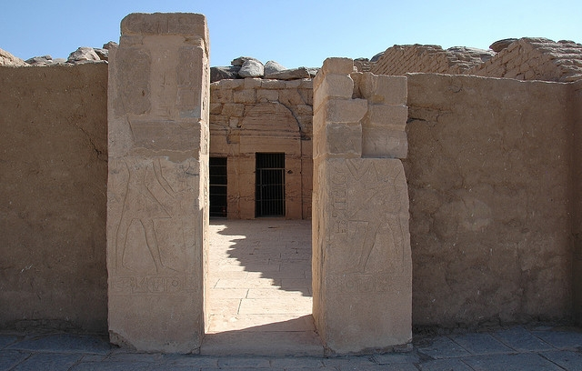 Temple of Beit Al-Wali