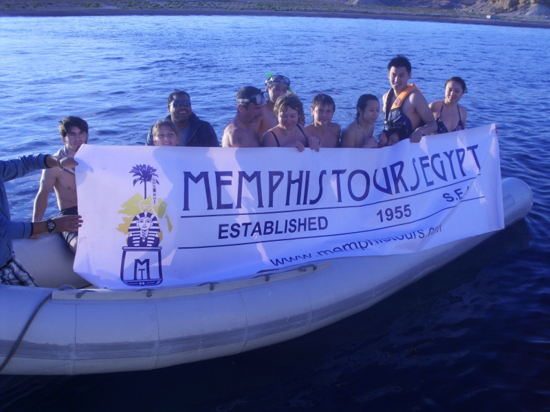 Snorkeling Trip with Memphis Tours
