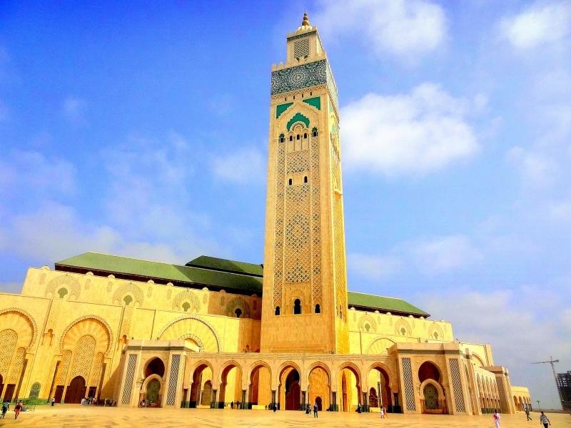 Tour em Casablanca a partir do porto