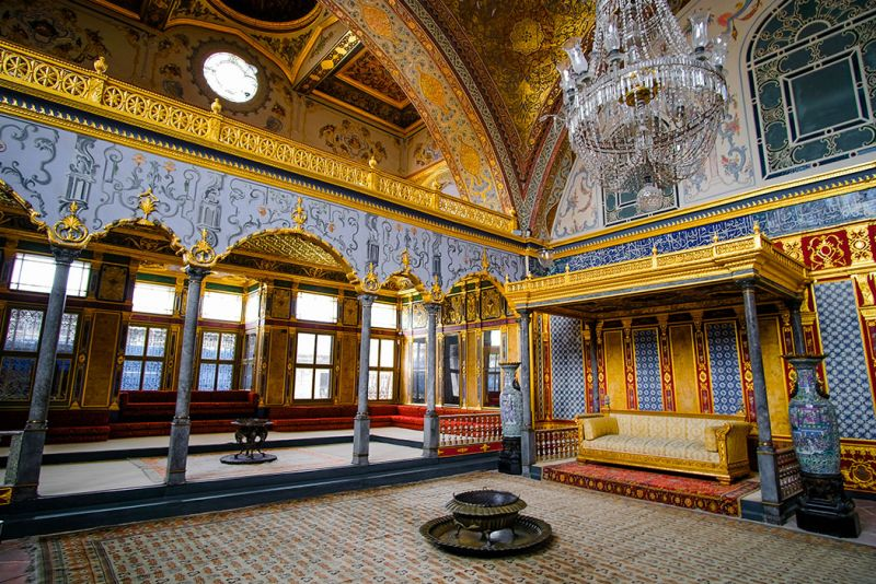 The Royal Topkapi Palace