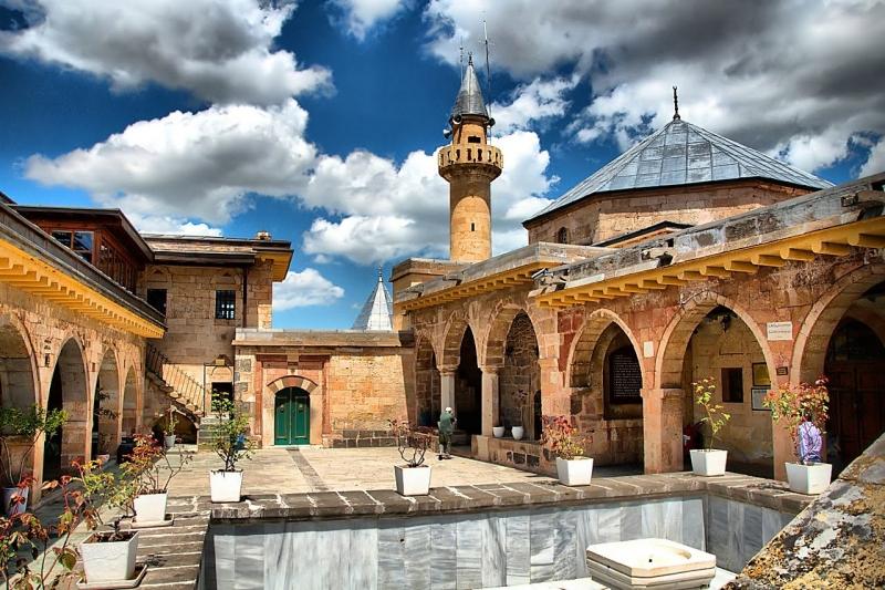 Haci Bektas-i Veli Museum of Turkey