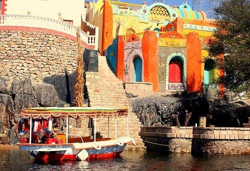 Aswan Nubian Village, Egypt