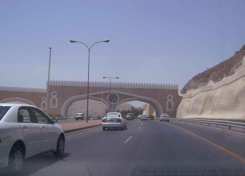 Transportation in Oman