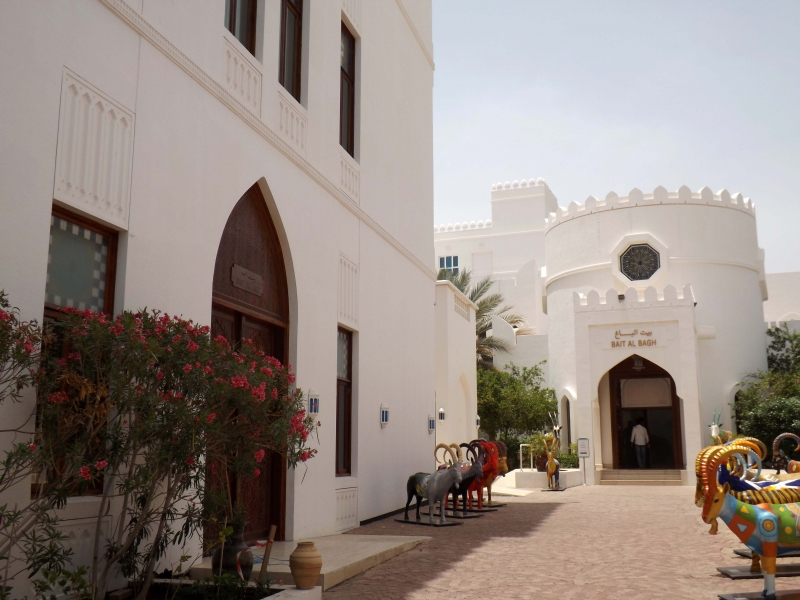 The Bait Al Zubair Museum