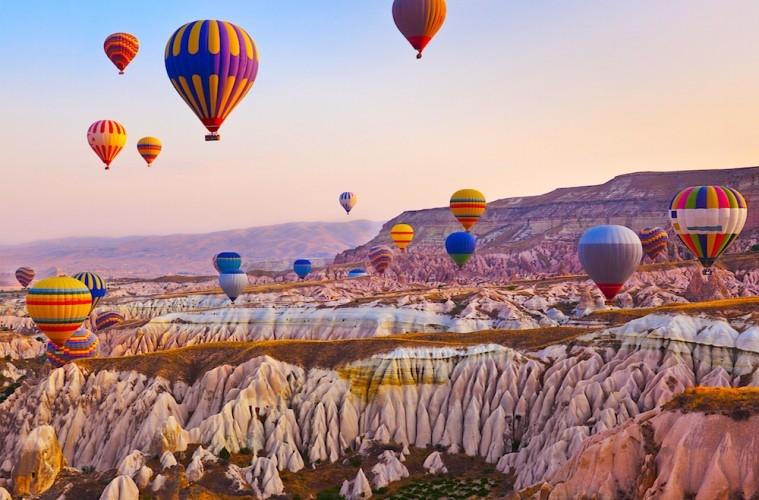 Capadocia, Turquia.