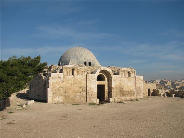 Castelo, Jordânia