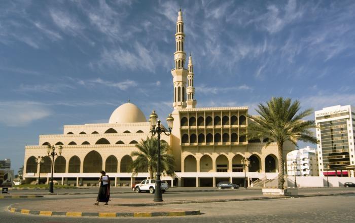 Mesquita King Faisal, Sharjah