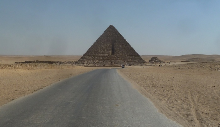 Menkaure Pyramid (Mykerinus)