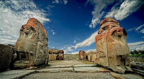 Alacahoyuk Historic Site and Museum of Turkey