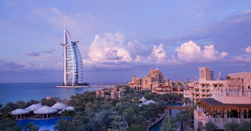 Burj Al-Arab, Sailboat Hotel