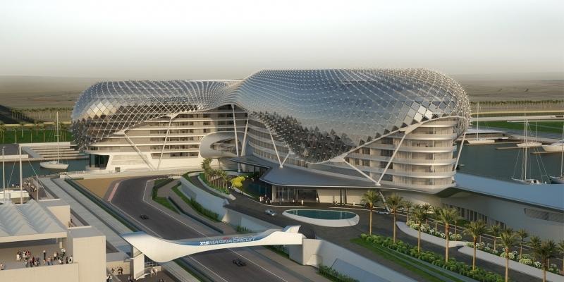 Yas Island, Abu Dhabi