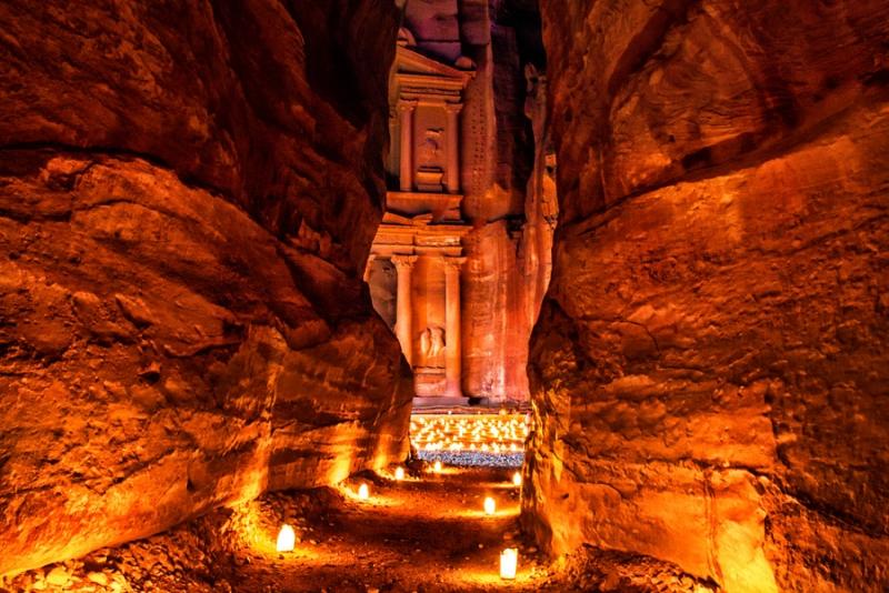 Petra / Jordânia