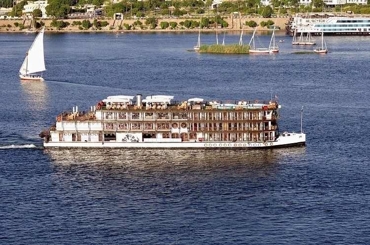 4 Tage Nilkreuzfahrt mit SS Sudan Nilschiff