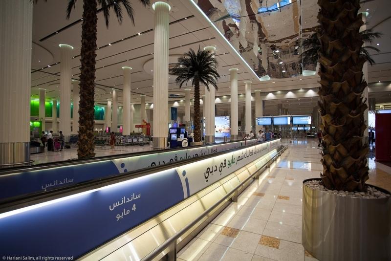Aéroport Dubaï