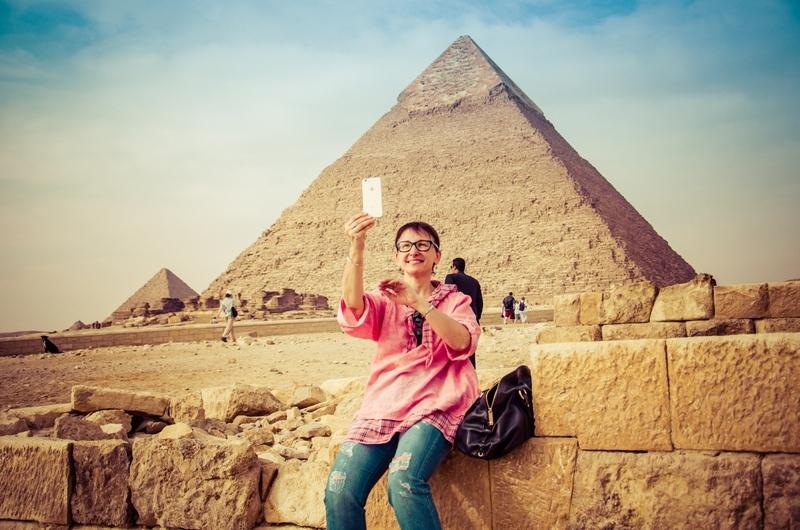 Cairo & The Pyramids Small Group Tour