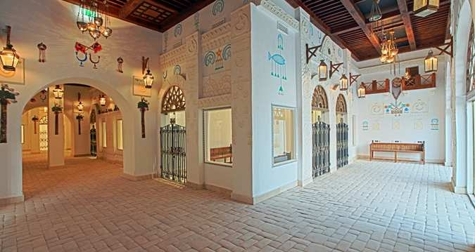 Interior Design of Hilton Marsa Alam Nubian Resort