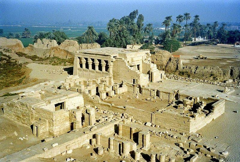 Dendera Temple, Upper Egypt