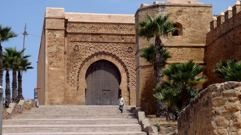 La fortaleza de Ouadayas