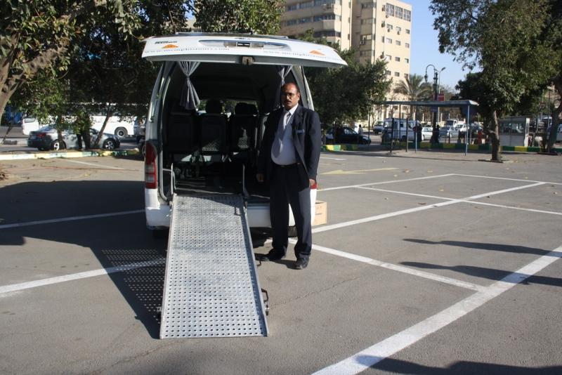 Assistance Vans of Memphis Tours