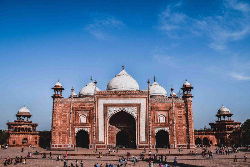 A cidade de Agra