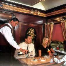 Tren Coche Cama en Egipto