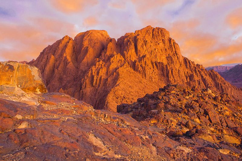 The Beautiful and Vast Sinai Peninsula
