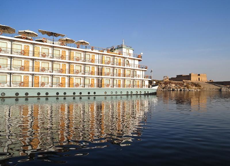 MS Kasr Ibrim Lake Cruise