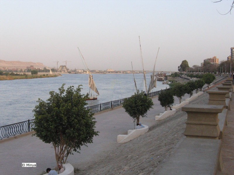 Nile View, El Minya