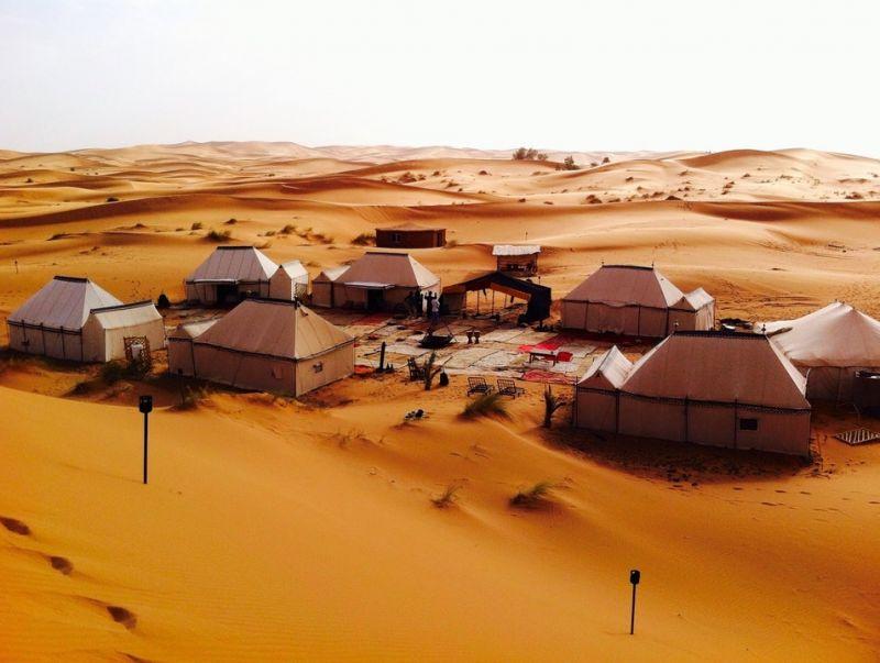 Desert Luxury Camp Erfoud