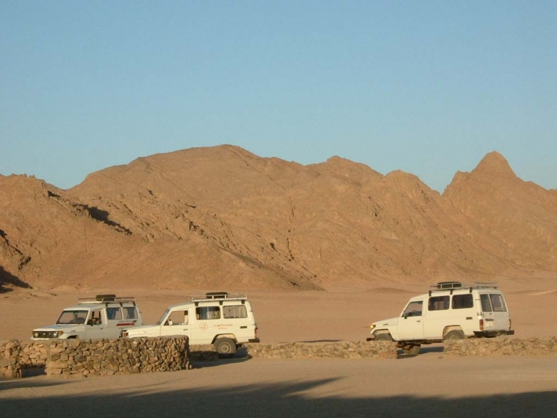 Desert Safari in Sharm by jeep 4x4