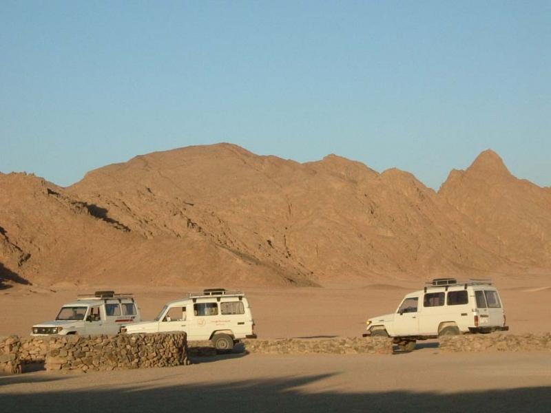 Hurghada Safari Tours Hurghada Sunset Desert Safari By