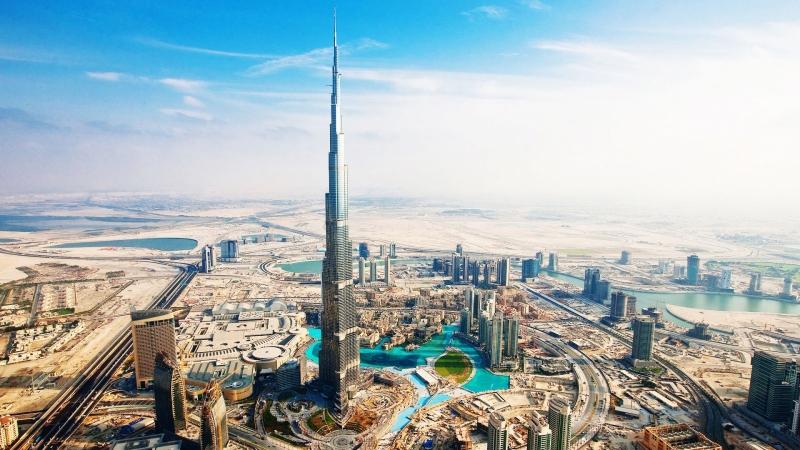Burj Khalifa, Icona di Dubai