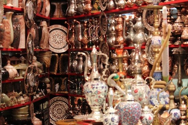 El Gran Bazar, Estambul