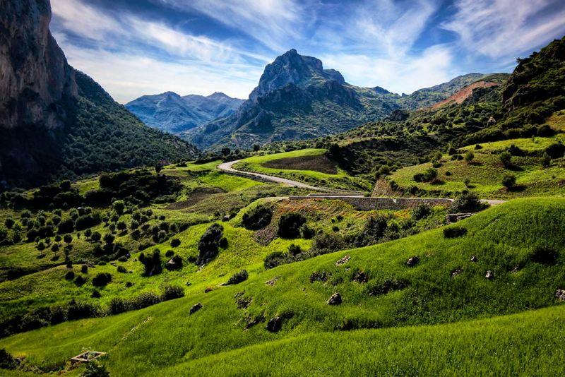 Rif Mountains