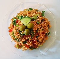 Meze and Salads