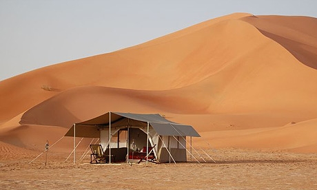 The Empty Quarter Oman