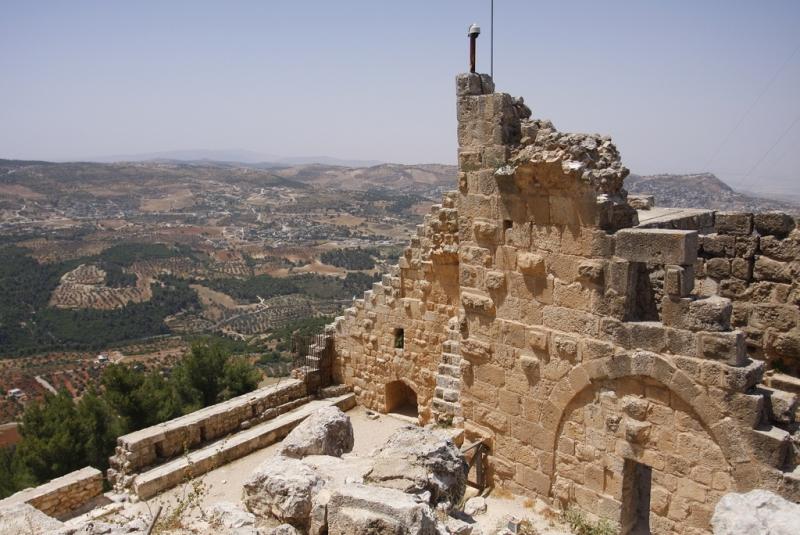Ajloun Fort, Jordan