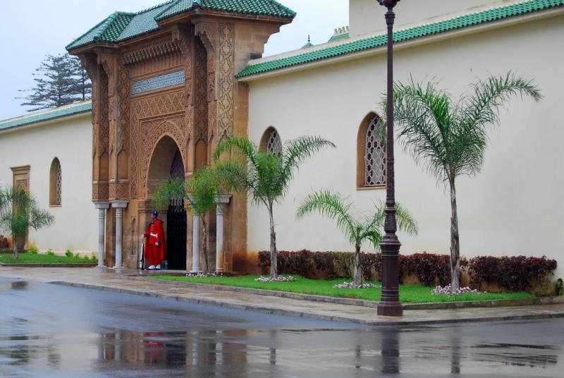 Royal Palace, Rabat
