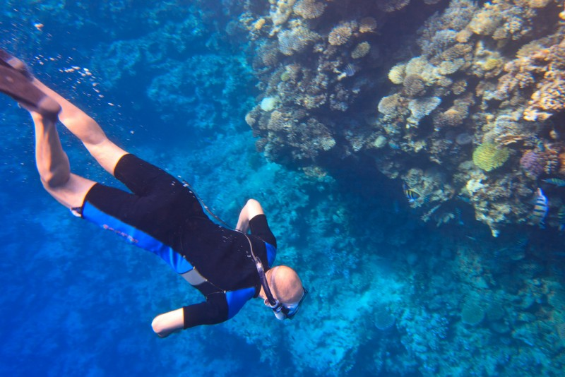 Snorkeling Adventure in Hurghada