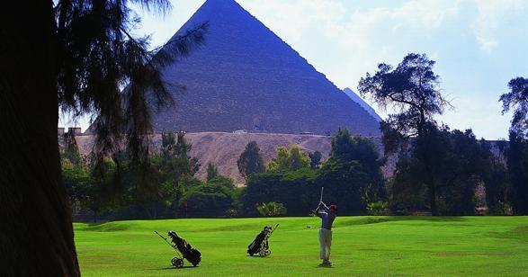 Mena House Oberoi Golf Club