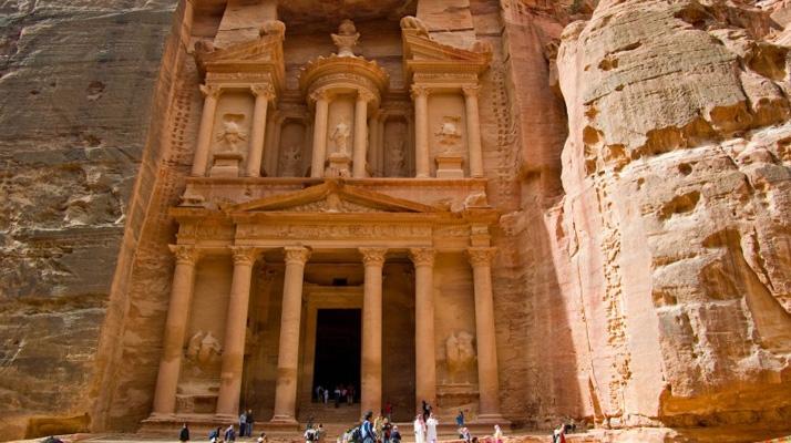 Le Trésor, Petra, Jordanie