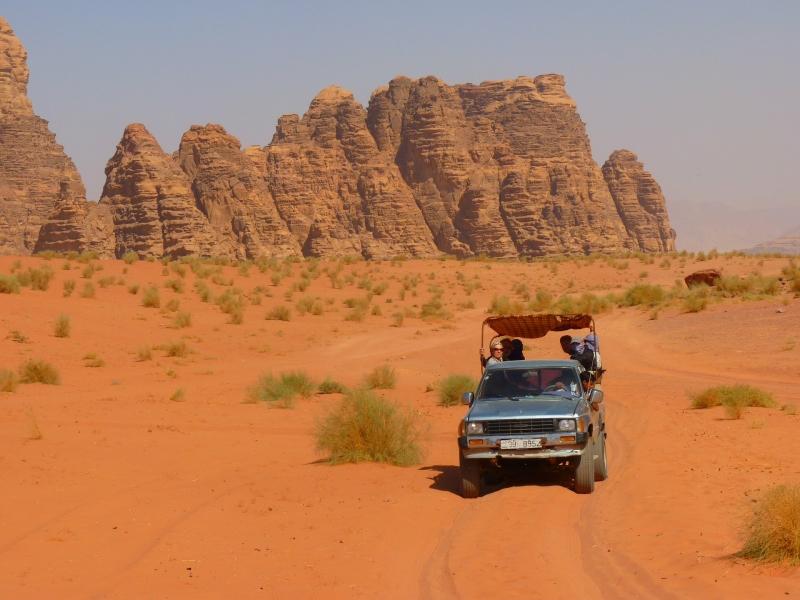 Wadi Rum - Jordânia
