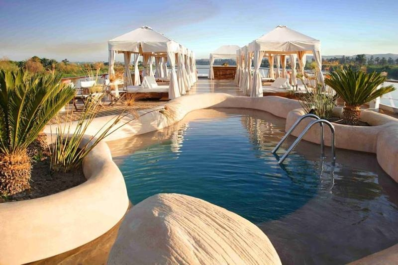 Sanctuary Sun Boat Iii Luxury Nile Cruise