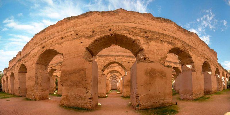 A cidade de Meknés